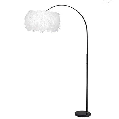 GMM® Lampen Flur führte moderne einfache Feder Dekoration Lichter Schlafzimmer Wohnzimmer Büro Studie Lampe Verbesserungen für zu Hause Beleuchtung Projektor-Licht Tisch Bett-KUNST 9w weiß