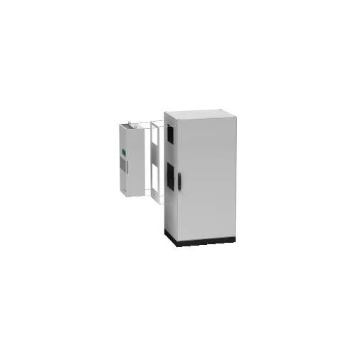 Schneider Electric NSYCURFT400 Kit de Reconversión para Climatizador Lateral, 400 W, Nsycu...