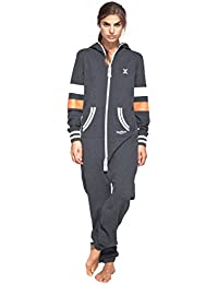 Onepiece College 29 - Grenouillère - uni - Homme