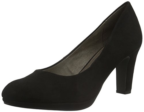 Tamaris Damen 22420 Pumps, Schwarz (Black 001), 40 EU