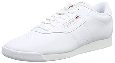 Reebok Princess, Women's Sneakers, White (Int-White), 4