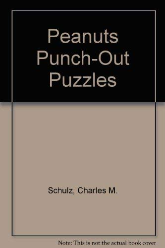 Peanuts Punch-Out Puzzles -