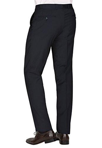 CARL GROSS Men's TR-Sascha Suit Dunkelblau