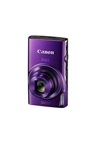 Canon IXUS 285 HS (21.1 Megapixel,12 -x Opt. Zoom (3 Zoll Display)) - Digital Canon Kamera Neueste