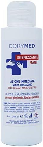 Igienizzante Mani liquido con Alcol, Clorexidina e Tea Tree Oil. SPECIALE FORMULA studiata per igienizzare a f