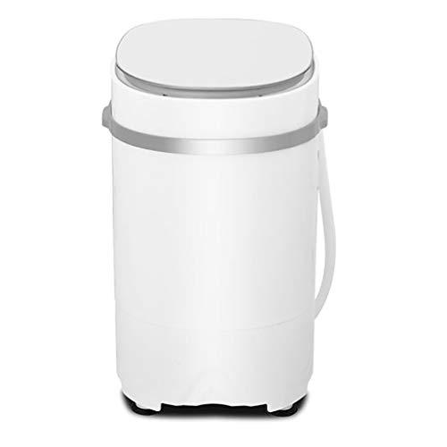 Tragbare Kompakte Mini-Waschmaschine, Leichte Kleine Waschmaschine, Energie- / Platzersparnis, Ideal FüR Wohnmobil-Wohnheim-SchlafsäLe
