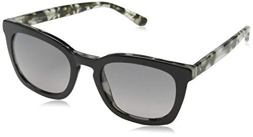 BOSS Hugo Damen 0743/S EU KIL Sonnenbrille, Schwarz (Black Havana Opal Crystal/Grey Sf), 50