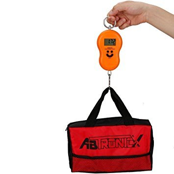 Botad 50Kg Portable Electronic Luggage Scale Weighing(Multicolor)  available at amazon for Rs.250