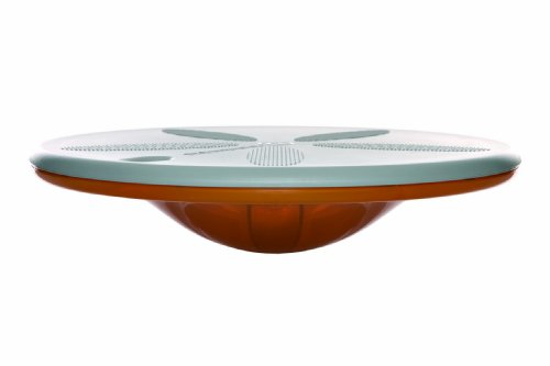 Rehband Herren Trainingsgerät Balance Board, orange
