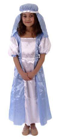 Mary Mädchen Krippe Weihnachten Kostüme Kostüme Alter (Costume Play Nativity Mary)