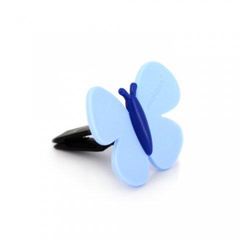 Argento farfalla acqua deodorante per auto Confezione da