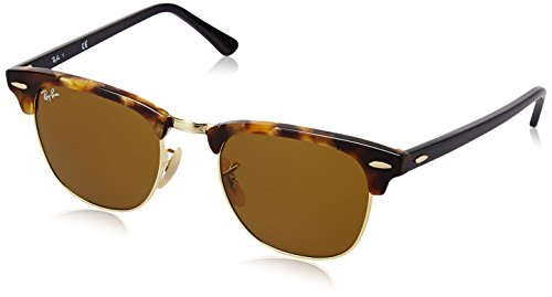08d72dabbc Ray-Ban 0RB3016 - Gafas de Sol Unisex-Adultos, Marrón (Spotted Brown