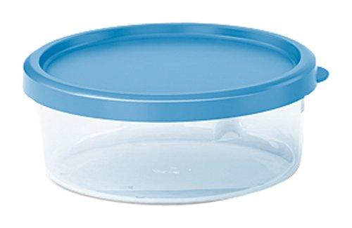 Emsa 508589Superline Vorratsbox rund Polyethylen/Polypropylen 0,80l