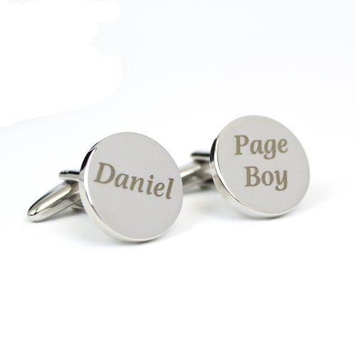 Price comparison product image Page Boy Cufflinks