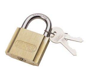 Draper Padlock Key Blank For 30Mm by Draper