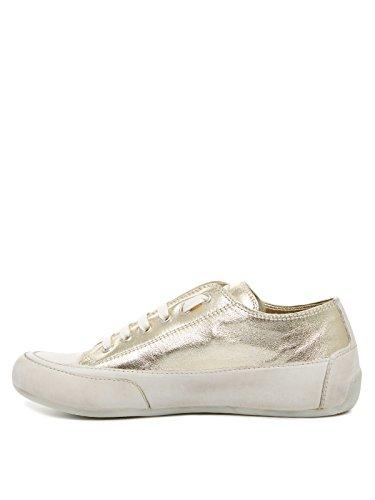 CANDICE COOPER Rock 01 Laminato Damen Sneaker Gold