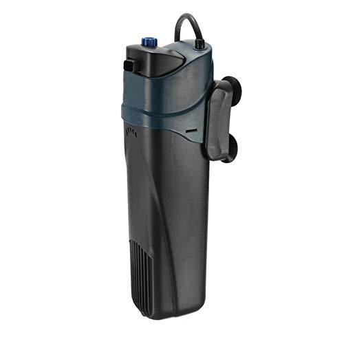 Jiasj 500L / h Filtro Interno Acuario 5w UV esterilizador