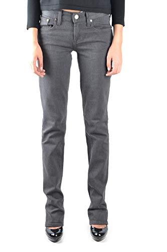Ralph Lauren Luxury Fashion Damen MCBI15570 Grau Jeans | Jahreszeit Outlet
