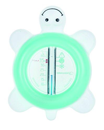 Bébé Confort Sailor - Termómetro de baño, diseño tortuga, color azul