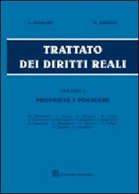 Trattato dei diritti reali: 1