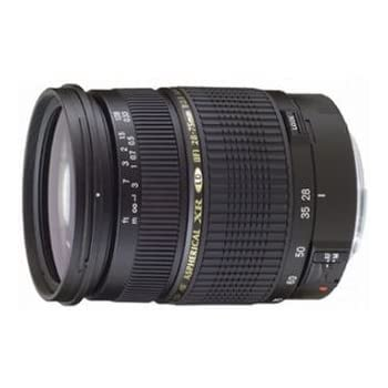 Tamron SP AF 28-75mm F/2.8 XR Di LD Aspherical [IF] Macro Lens for Pentax