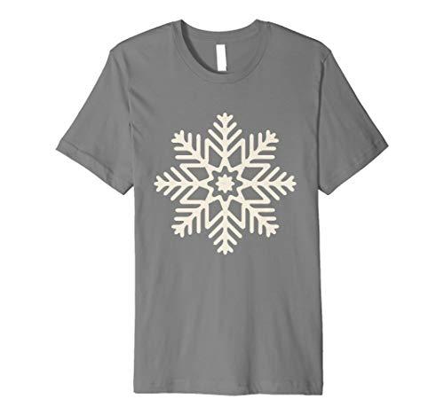 Snowflake t-shirt le meilleur prix dans Amazon SaveMoney.es c04a72e6e507