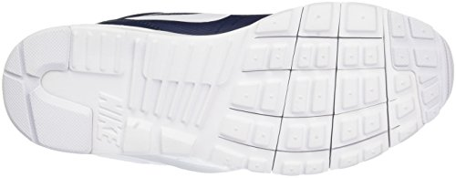 Nike Air Max Tavas, Scarpe da Corsa Bambino Blu (Obsidian/White-White)