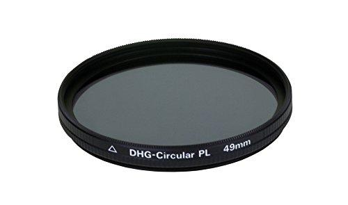 Dörr DHG Zirkular Polfilter 49 mm mit extrem flacher Filterfassung/beidseitige 10-fache Mehrschichtvergütung