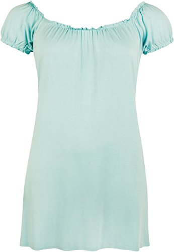 WearAll - Top - Donna Blue