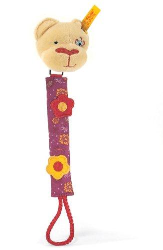 Steiff 234583 - Mr Teddybär 6 cm Schnullerkette