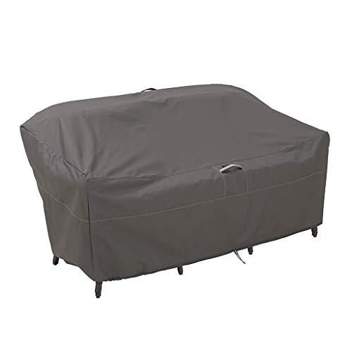 Möbelschutzhülle Oxford-Tuch-im Freiensofa-Abdeckung-Garten-Garten-Staubschutz-Loveseat-Abdeckung 193 * 82.55 * 84cm