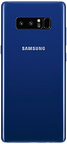 Samsung Note 8  Smartphone (16.05 cm (6,3 Zoll) Dual Edge Display, 64 GB Speicher, Android 7.1) Deepsea Blue