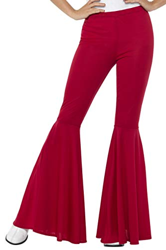 SMIFFYS a Zampa Pantaloni da Donna, Rosa, M/L, 21472ML
