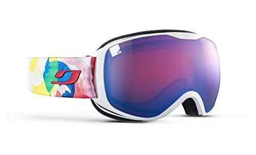 Julbo Pioneer Skibrille Damen Medium Blanc Tye/Dye Preisvergleich
