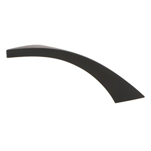 Homyl 1 Pc de Manija Interior de Panel Exterior Derecho de Puerta de Carros Interior Tamaño 260x60x20mm - Negro