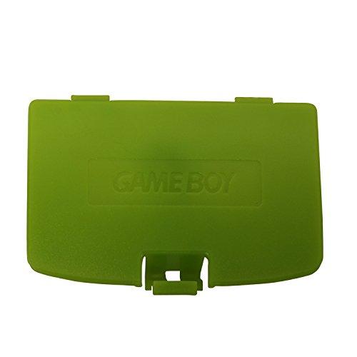 Remplacement Timorn Trappe batterie Compartiment pour Nintendo Game Boy Color (vert)