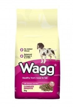Wagg Dog Food Sensitive Dry Mix