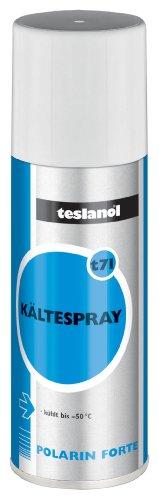 TESLANOL T71 Kältespray 400 ml