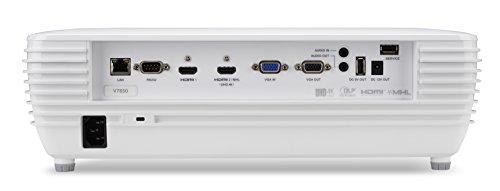 Acer V7850 DLP Projektor - 6