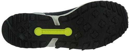 Adidas Zx Flux Winter Scarpe sportive, Uomo Multicolore (Negro / Gris / Blanco)
