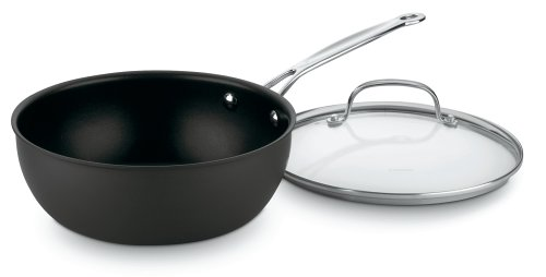 Cuisinart Nonstick 3-Quart Chef's Pan