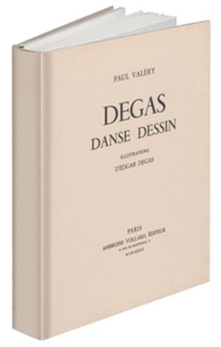 Degas Danse Dessin: Fac-simil