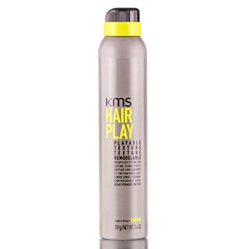 KMS California Hair Play Playable Texture (Size : 5.6 oz)