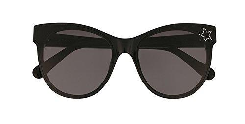 Stella McCartney Sonnenbrille SC 0100 S- 001 schwarz/grau