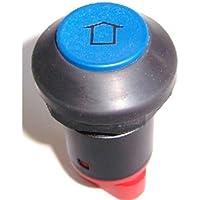 """X830.240.087.000 Case New Holland Nr. KM 10 04 0033 FENDT-Nr. 133700580005 Druckschalter mit Arretierung Schalter /""""Interwallwischer/"""" Artikel Nr."""