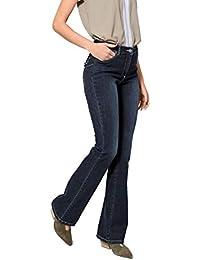 828b7b41b3e Ashley Brooke - Jeans - Femme Bleu Bleu Jeans foncé