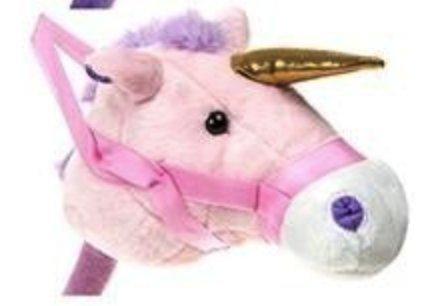 PMS Steckenpferd Einhorn Special Edition (Rosa)