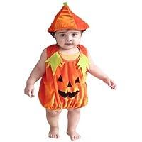 Alice Emporium Cute Halloween Pumpkin Costume for kids