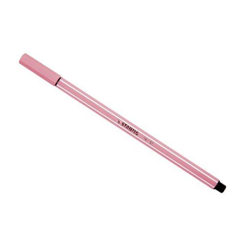Fasermaler Stabilo Pen 68, Strichstärke: 1,0 mm alle Farben, Farbe :rosa