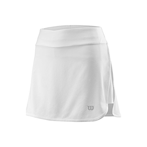 "WILSON Damen Condition 13.5"" Skirt Women Röcke, weiß, S"
